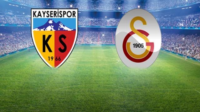 CapitolBet Kayserispor-Galatasaray Maçı